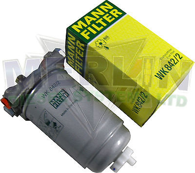 Universal Diesel Fuel Filter Assembly Mann And Hummel M6048
