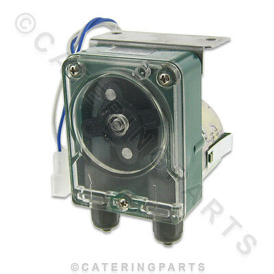 G80B GERMAC PERISTALTIC RINSE AID DOSING PUMP 230v 0.6 LPH - DISH & GLASS WASHER