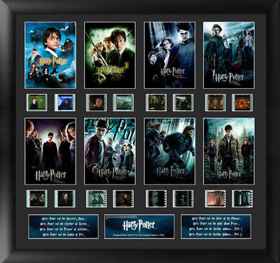 Harry Potter 1-7 Finale Mixed Montage Limited Edition