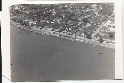 Lot of 6 Aerial Photos from WW2 - Philippines 1945.  Lot 3-B