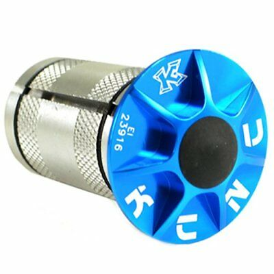 """36g 712 gobike88 KCNC 1-1//8/"""" alloy gold cap with expander"""