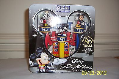 Disney Pez Collectible - Ltd Edition - NIB
