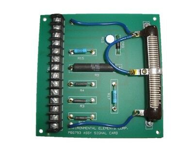 Environmental Elements  PB0793 Assy Signal Card