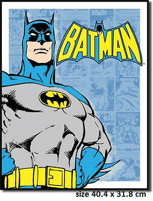 Batman Retro Panels  Metal Tin Sign 1401   - Largest Variety  Post Discounts