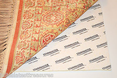 MULTIPLE SIZES AREA RUG PAD STAINMASTER DuPont(TM) Hytrel(R) Moisture Guard