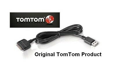 Tomtom/tom Tom Go 540/740/940&550/750/950 Pc/computer Connect/verbindungs/kabel