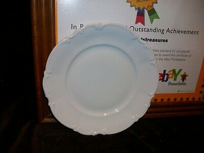 HUTSCHENREUTHER GELB BAVARIA GERMANY SYLVIA PATTERN BREAD & BUTTER PLATE
