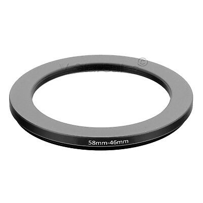 58-46mm Step-Down SLR Lens Metal Adapter Ring