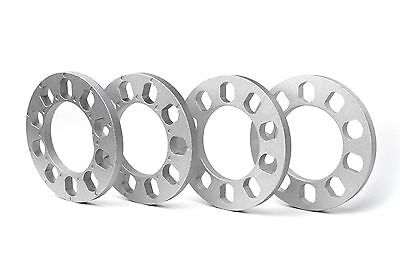 "5 Lug Wheel Spacers 1/2"" thick Fits: 4.5"" - 5"" Bolt Circle - Set of 4"