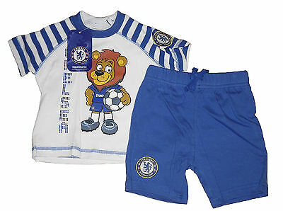 Baby Boys T-Shirt & Shorts 2 Piece Set Chelsea
