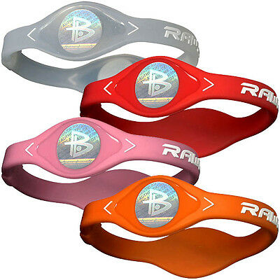 Rawlings Power Balance Bracelet Band Wristband New in Package - 4 Colors