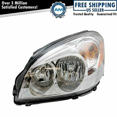 Headlight Headlamp Driver Side Left LH NEW for 06-11 Buick Lucerne