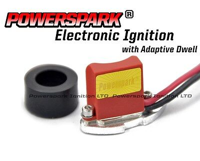 D3A4 Negative earth electronic ignition kit for Massey Ferguson TEA 20 etc