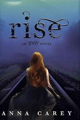 Rise by Anna Carey Hardcover Book (English)