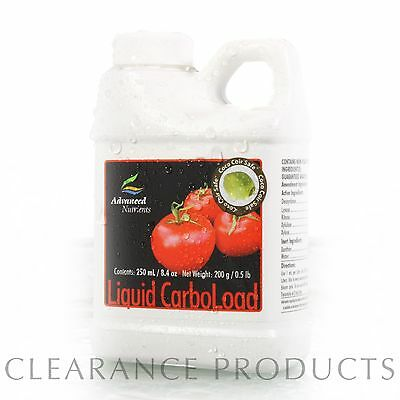 Advanced Nutrients Liquid CarboLoad Hydroponics Plant Carbohydrates 250mL Liter