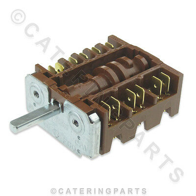 Ego 46.27266.500 6 Position Rotary Selector Switch 4627266500 Six Way Sw34