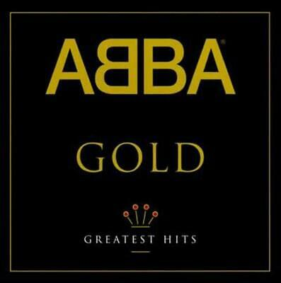 Gold - Abba Compact Disc Free Shipping!