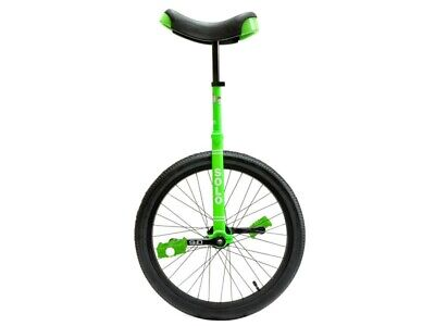 Unicycle 20 inch Expert Solo Lime By DRS - FREE SHIPPING