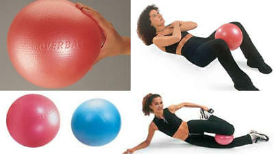 OVER BALL 25 cm PALLA SOFT GYM ESERCIZI PILATES GINNASTICA e Fitness FitBall IT