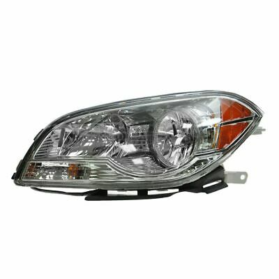 Headlight Headlamp Driver Side Left LH NEW for 04-08 Chevy Malibu