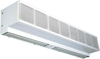 New 1.2M heavyDuty Commercial Air Curtain & Remote for shop keep dust insect off