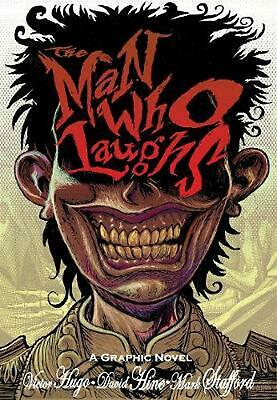 Man Who Laughs, The by David Hine (English) Paperback Book Free Shipping!