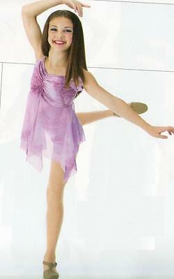 BREATHLESS Lyrical Dress Ballet Dance Costume Adult L,XL,XXL & Child X-Small