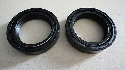 HONDA 1979 CM400 front fork forks damper suspension seal seals H2065