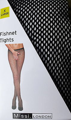 """Extra Large  Fishnet Tights-up to 54"""" Hips-Plus Size Fishnets- XL Fishnet Tight"""
