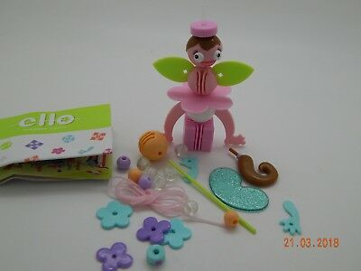 ELLO Creation System! Girls/Boys Construction toy! Fairytopia! Party bags