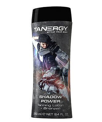 "Tanergy Tanning Lotion + Bronzer ""Shadow Power"" 250 ml, 5600524"