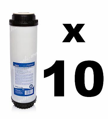 "10 pieces activated carbon filter 10"",water filter,Reverse osmosis,RO.FCCA"