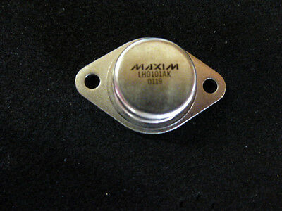 "1Pc ""new"" Maxim Semi Lh0101Ak Extended Temperature Op Amp"