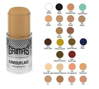 Grimas Camouflage/Tattoo Cover Stick 23ml