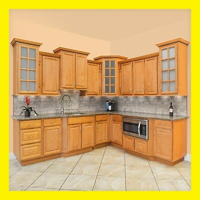 Geneva All Wood Kitchen Cabinets, Chocolate Stained Maple, Group ...