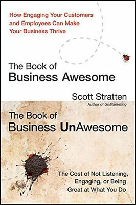 The Book of Business Awesome / The Book of Business UnAwesome-Scott Stratten