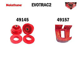Vx Vy Vz Traction Kit Diff Mounts Bushes Holden Commodore Hsv Nolathane Evotrac2