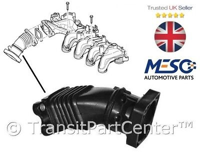 BRAND NEW AIR INLET TURBO MANIFOLD HOSE PIPE TUBE FORD FOCUS 2004 ON 1.6 DIESEL