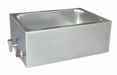 Uniworld FW-1001DV Full Size Portable Steam Table Food Warmer  Counter Top