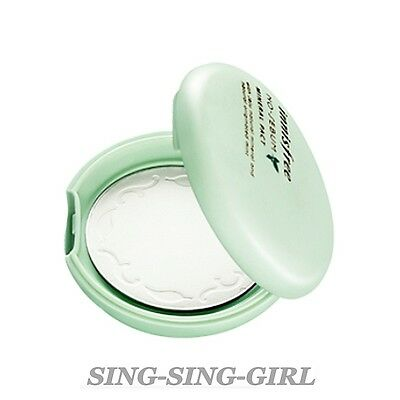 Innisfree No Sebum Mineral Pact 8.5g sing-sing-girl
