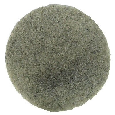 Ultra Grizzly Hog's Hair Pad 17 Inch Diameter From Norton