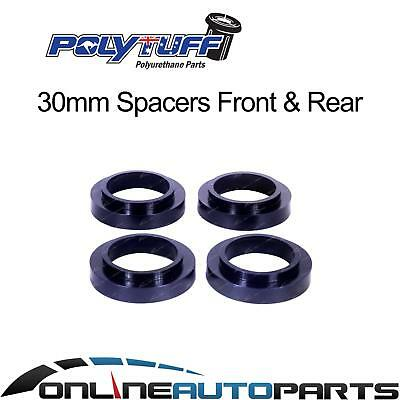 4 Coil Spring 30mm Spacer LandRover Range Rover Discovery 90 110 Series Lift Kit