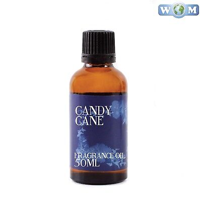 Candy Cane 50ml Fragrance Oil for Soap, Bath Bombs (FO50CANDCANE)
