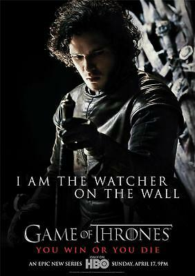Game of Thrones 3 A3 Promo Poster T346
