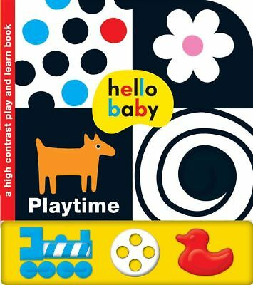 Playtime by Roger Priddy Board Books Book (English)