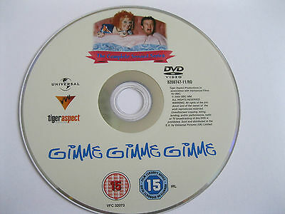 GIMME, GIMME, GIMME - Complete Second Series - Kathy Burke & James Dreyfus {DVD}