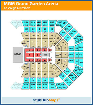 Fleetwood Mac Floor Tickets for Two at MGM Las Vegas 5/26