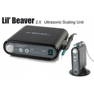Vector R & D Lil' Beaver 2.0 Black 25K / 30K Magneto Ultrasonic Dental Scaler