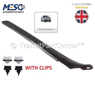 Windshield Windscreen Moulding Trim Ford Transit Mk7 2006-2014 Driver Side Right