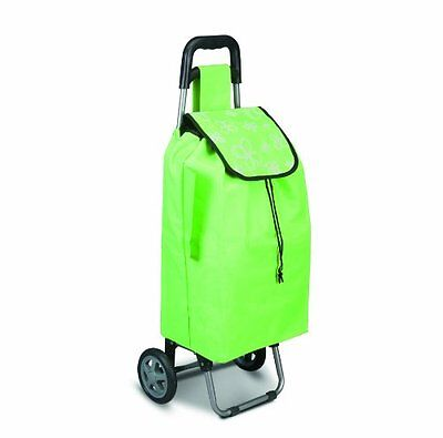 Wire World Daphne comfortable folding Rolling wheeled trolley shopping cart Bag